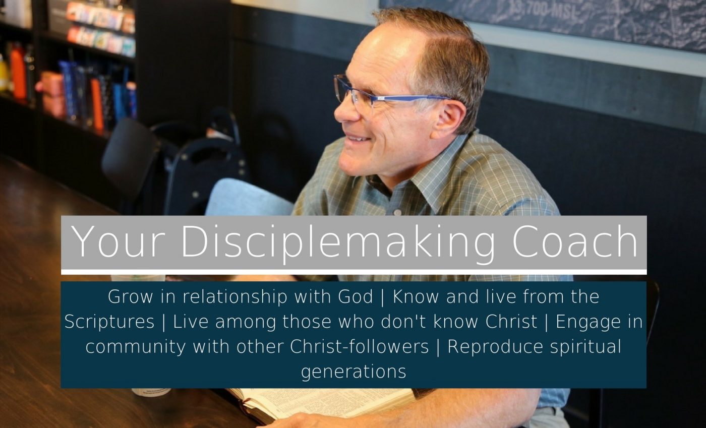 Your Disciplemaking Coach